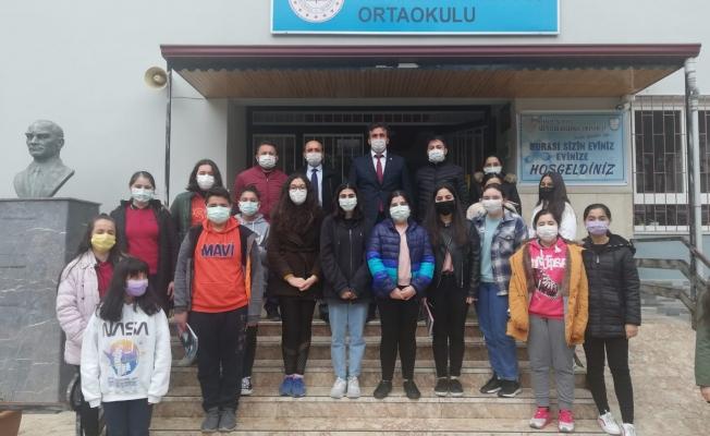 Alanya'da öğrenciler sınıflarına kavuştu