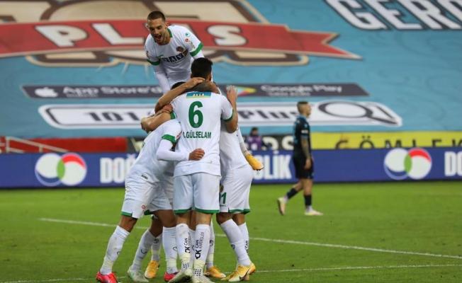 Alanyaspor, Trabzon deplasmanında galip: 1-3