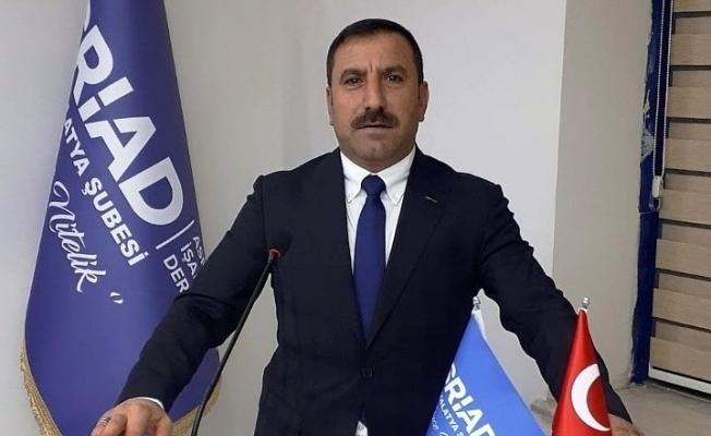 ASRİAD Malatya seçime hazırlanıyor