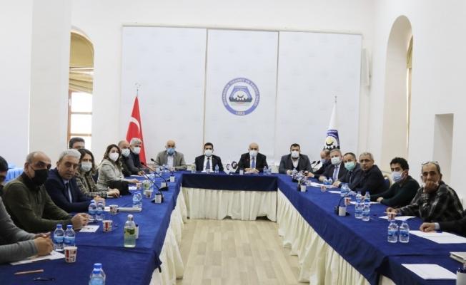 Diyarbakır kurumları Mezopotamya Tarım ve Hayvancılık Fuarı için tek yürek