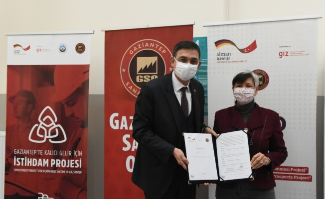 Ekonomik fırsatların desteklenmesi için protokol imzalandı