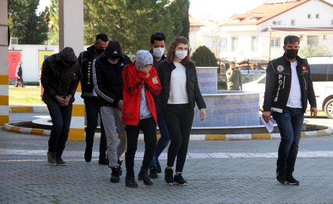 Fethiye'de uyuşturucu operasyonunda 3 şahıs tutuklandı