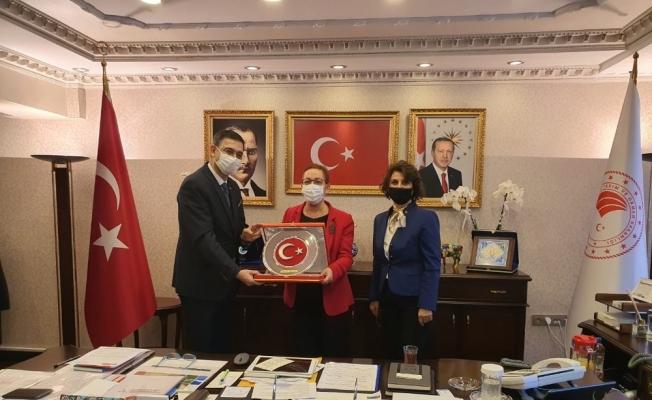 İş dünyasının beklentilerini Ankara'ya taşıdı