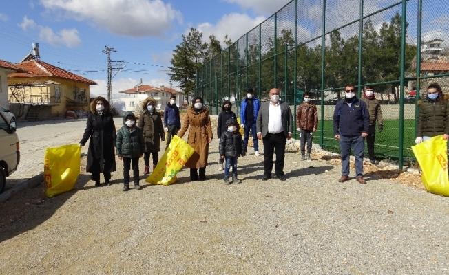 Karamanlı gençler başlattıkları kampanyaya destek bekliyor
