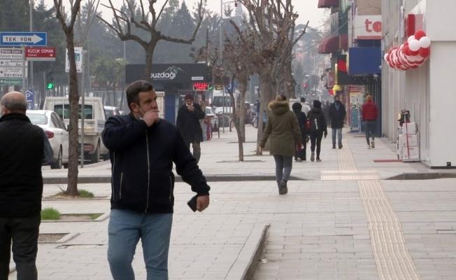 Kırmızı alarm veren Sakarya'da tepki çeken görüntüler