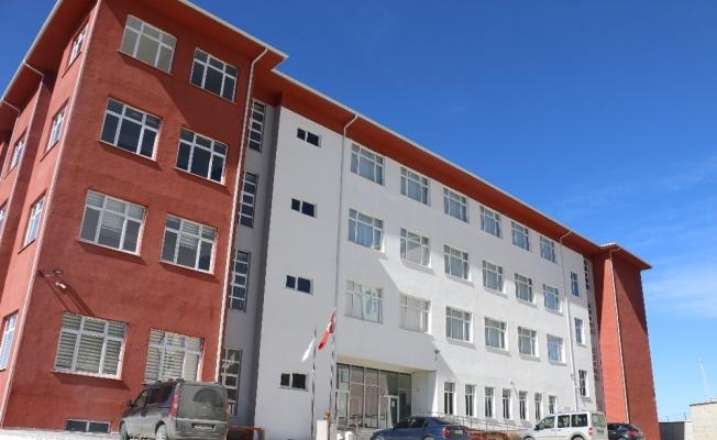 Sağlık ordusuna yeni modern okul binası