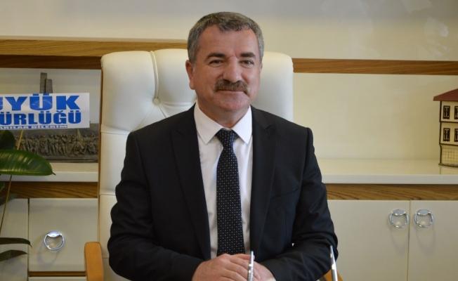 """""""SamsunaMaviYakışır'a"""" Başkan Özdemir'den destek"""