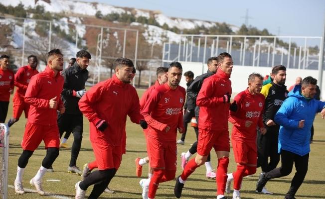 Yiğidolar, Galatasaray maçına iddialı hazırlanıyor