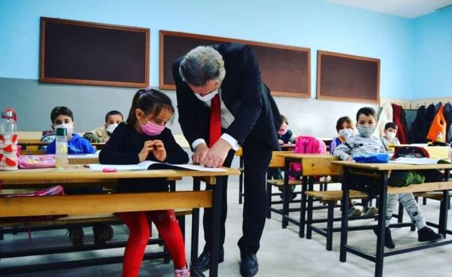 Yiğit: Okullar öğrenciler ile daha güzel