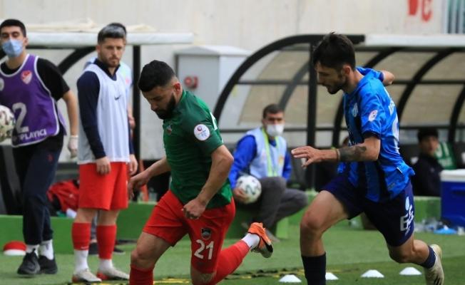 3. Lig: Diyarbekirspor: 2 - Antalya Kemerspor: 0