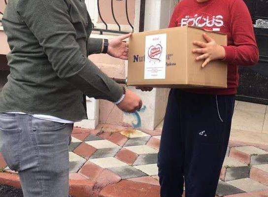 Akhisar'da çölyak hastalarına özel Ramazan paketi