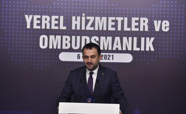 """Ankara Kent Konseyi'nden """"Yerel Hizmetler ve Ombudsmanlık"""" konulu söyleşi"""