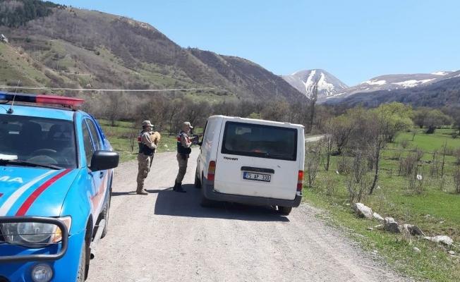 Ardahan'da kurallara uymayanlara ceza yağdı