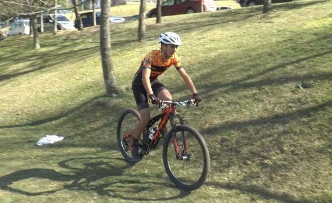 Bahar geldi, bisikletler bodrumdan çıktı