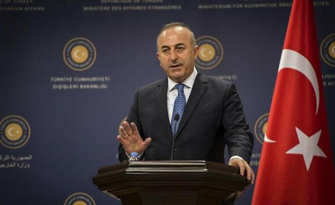 Bakan Çavuşoğlu: Bu açıklamayı tümüyle reddediyoruz