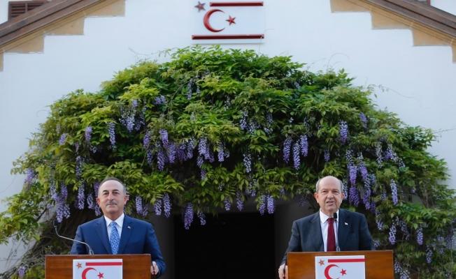 """Bakan Çavuşoğlu: """"KKTC'de Kur'an kurslarıyla ilgili alınan karar, ideolojik bir karardır"""""""