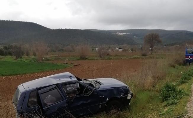 Bilecik'te trafik kazası; 1'i çocuk 2 kişi yaralandı