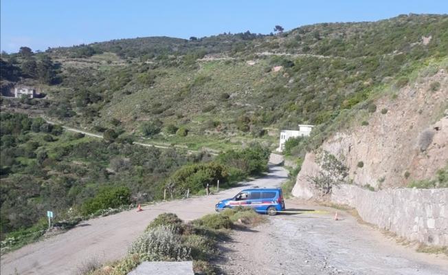 Çanakkale'de 1 köy karantinaya alındı