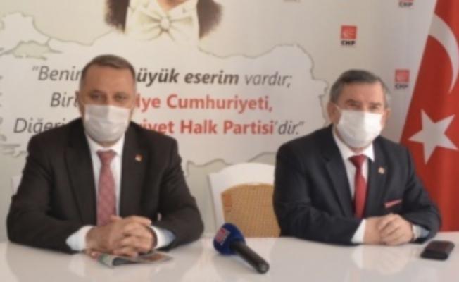 CHP Antalya İl Başkanı görevden alındı!