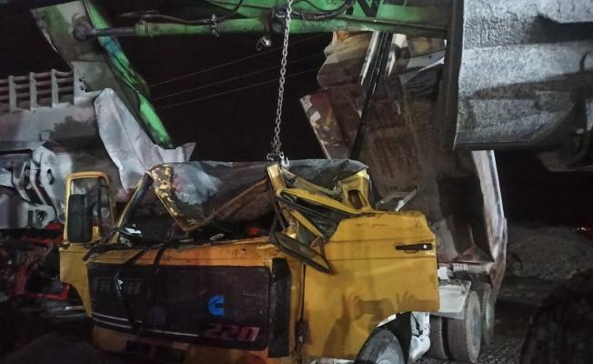 Fabrikada iş kazası: 1 ölü