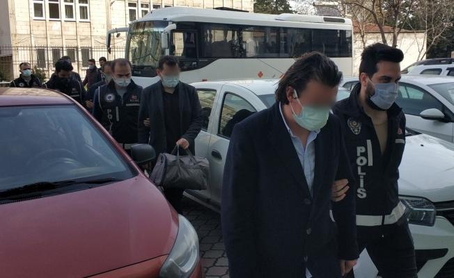 FETÖ'den 1'i avukat 6 kişi adliyeye sevk edildi