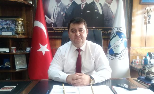 GMİS Genel Başkanı Hakan Yeşil: '1 Mayıs soğuk ve sönük geçebilir'