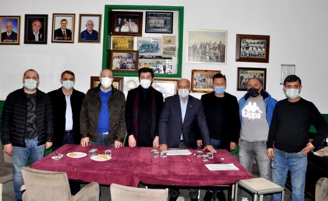 Haliç Spor Kulübü'nde Haldun Domaç dönemi