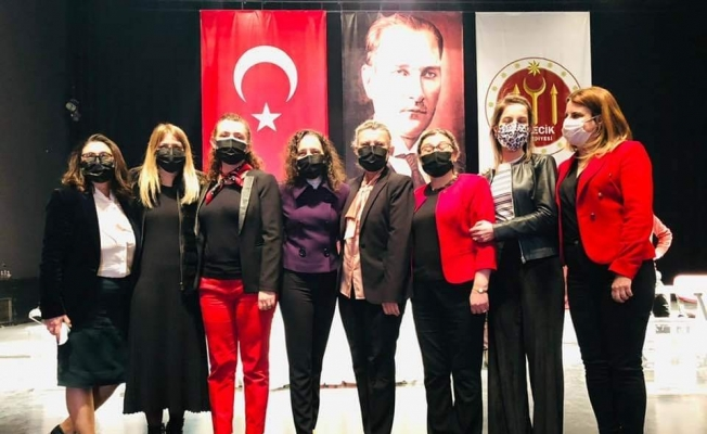 Halime Aynur, 9'uncu kez Bilecik Baro Başkanlığına seçildi