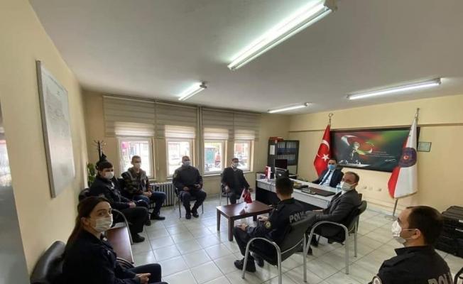 Hanönü'de Polis haftası kutlandı
