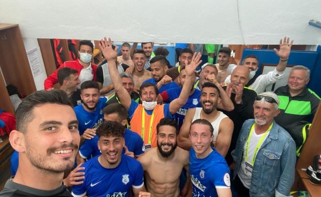 Kestelspor evinde kazandı: 3-0