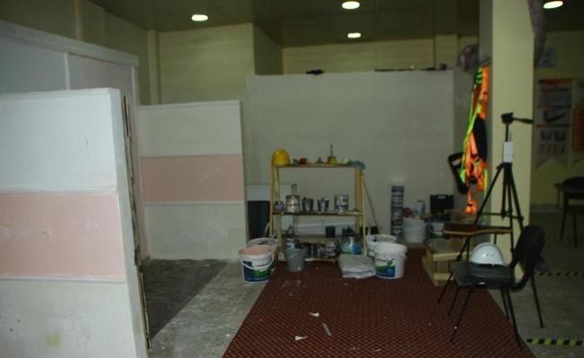 Malazgirt'te 'Mesleki Yeterlilik Sınav Merkezi' açıldı