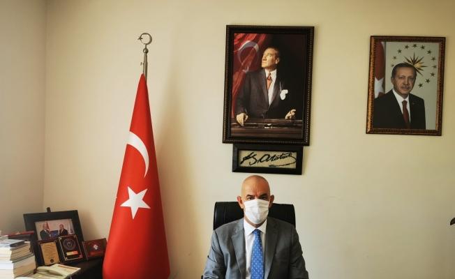 """Marmaris Kaymakamı Aksoy'un """"23 Nisan Ulusal Egemenlik ve Çocuk Bayramı"""" mesajı"""