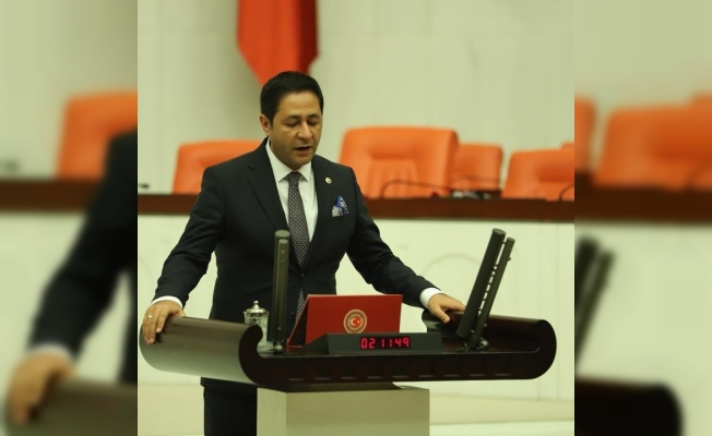 """MHP Milletvekili Yücel Bulut: """"Tokat ekonomisi için hayati önem taşıyan yolda çalışmalar durdu"""""""