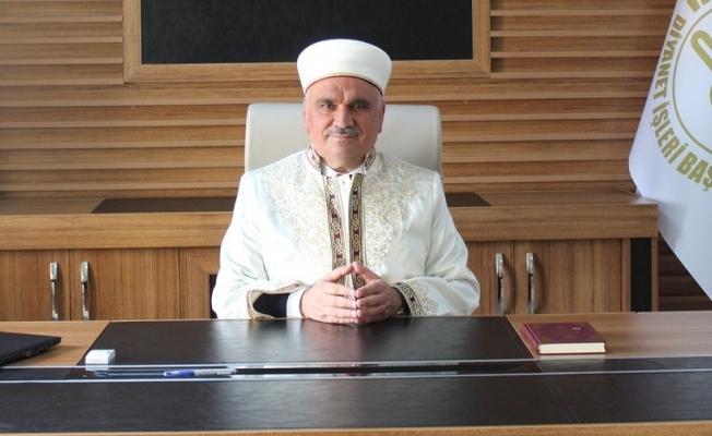 Müftü Ali Erhun'un Ramazan ayı mesajı
