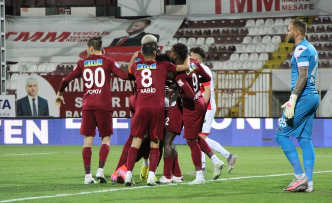 Süper Lig: A. Hatayspor: 3 - Antalyaspor: 2 (Maç sonucu)