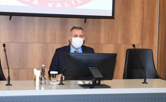 "Vali Elban: ""Rehavete izin vermeyelim"""