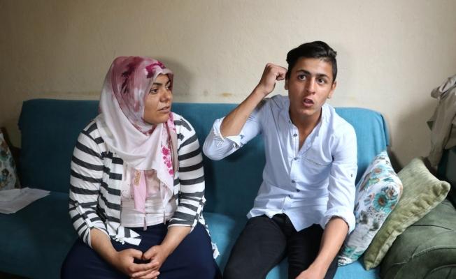 14 yaşındaki Yusuf'un işitme cihazını çaldılar