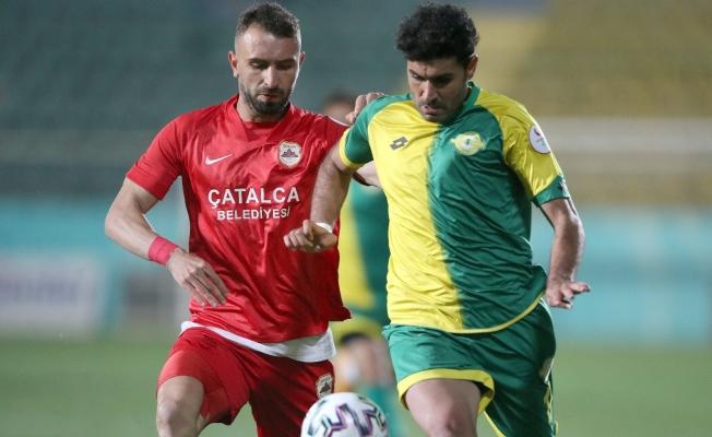 3. Lig Play-Off: Esenler Erokspor: 2 - Çatalcaspor: 1