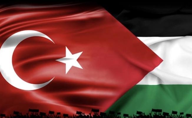 Alanya'dan Filistin'e destek kampanyası