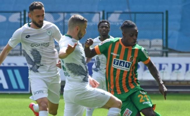 Alanyaspor'un maç saati değişti