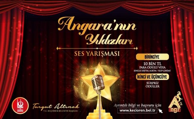 """""""Angara'nın Yıldızları"""" ses yarışması için geri sayım başladı"""
