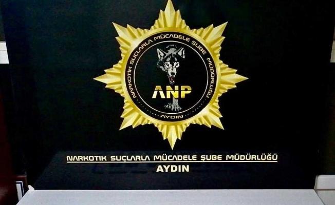 Aydın'da bir haftada 5 kişi uyuşturucudan tutuklandı