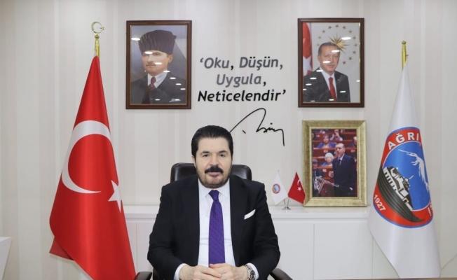 Başkan Sayan'dan 1 Mayıs Emek ve Dayanışma Günü Mesajı
