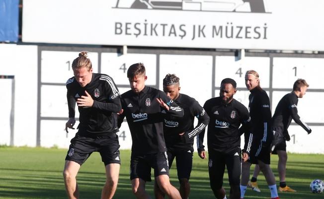 Beşiktaş, Karagümrük maçına hazır
