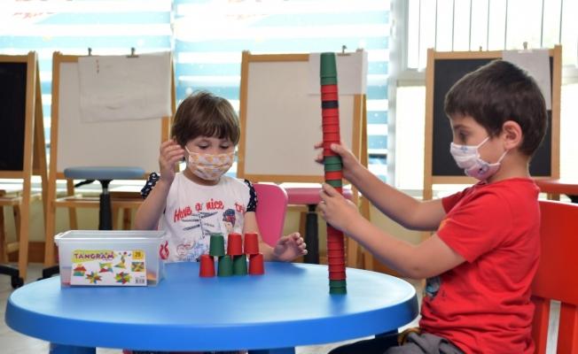 Çocuk Kütüphanesi faaliyetlerine başladı