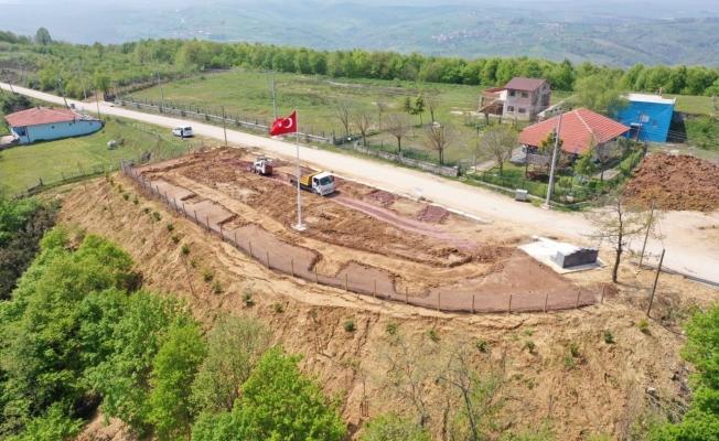 Çubuklubaba'ya mesire alanı
