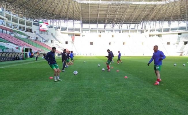 Diyarbekirspor, bu sezon, 3.Lig'de en az mağlubiyet alan takım oldu