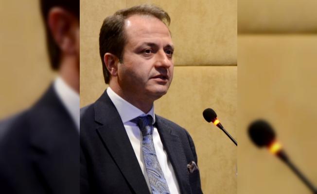 ERÇİMSAN Holding İcra Kurulu Başkanı Fatih Yücelik TOBB Çimento ve Çimento ürünleri meclis başkanı seçildi