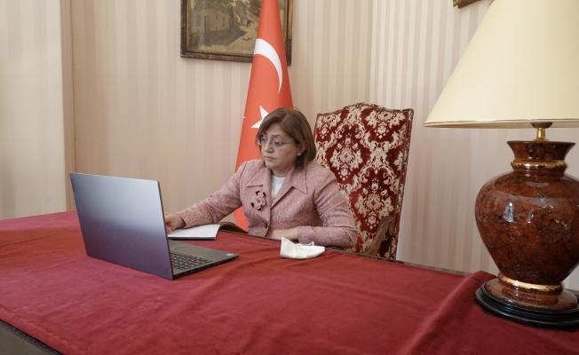 Fatma Şahin, şampiyon başkanlar toplantısına katıldı