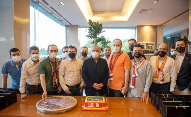 Galatasaray, Denizli'de kampa girdi